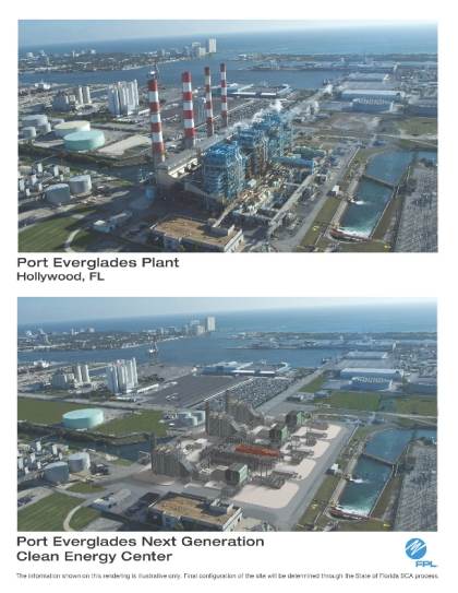 Port Everglades Power Plant